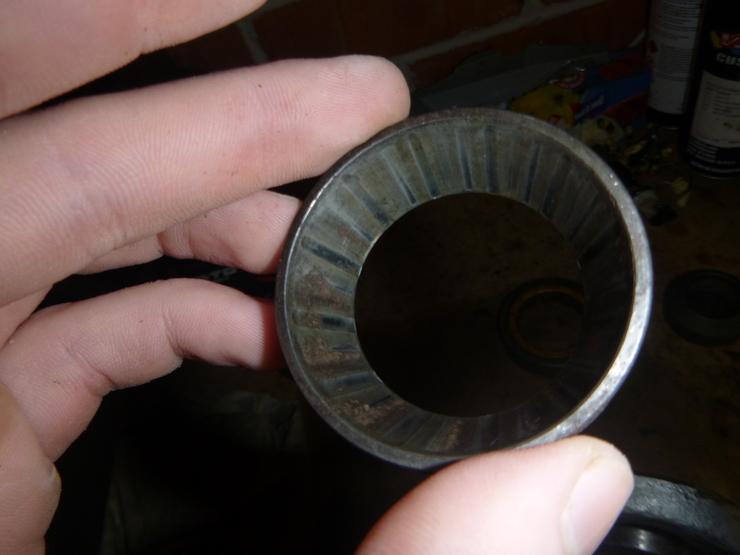 Swivel cone bearings